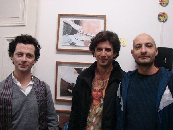 martin, Pablo & Javi