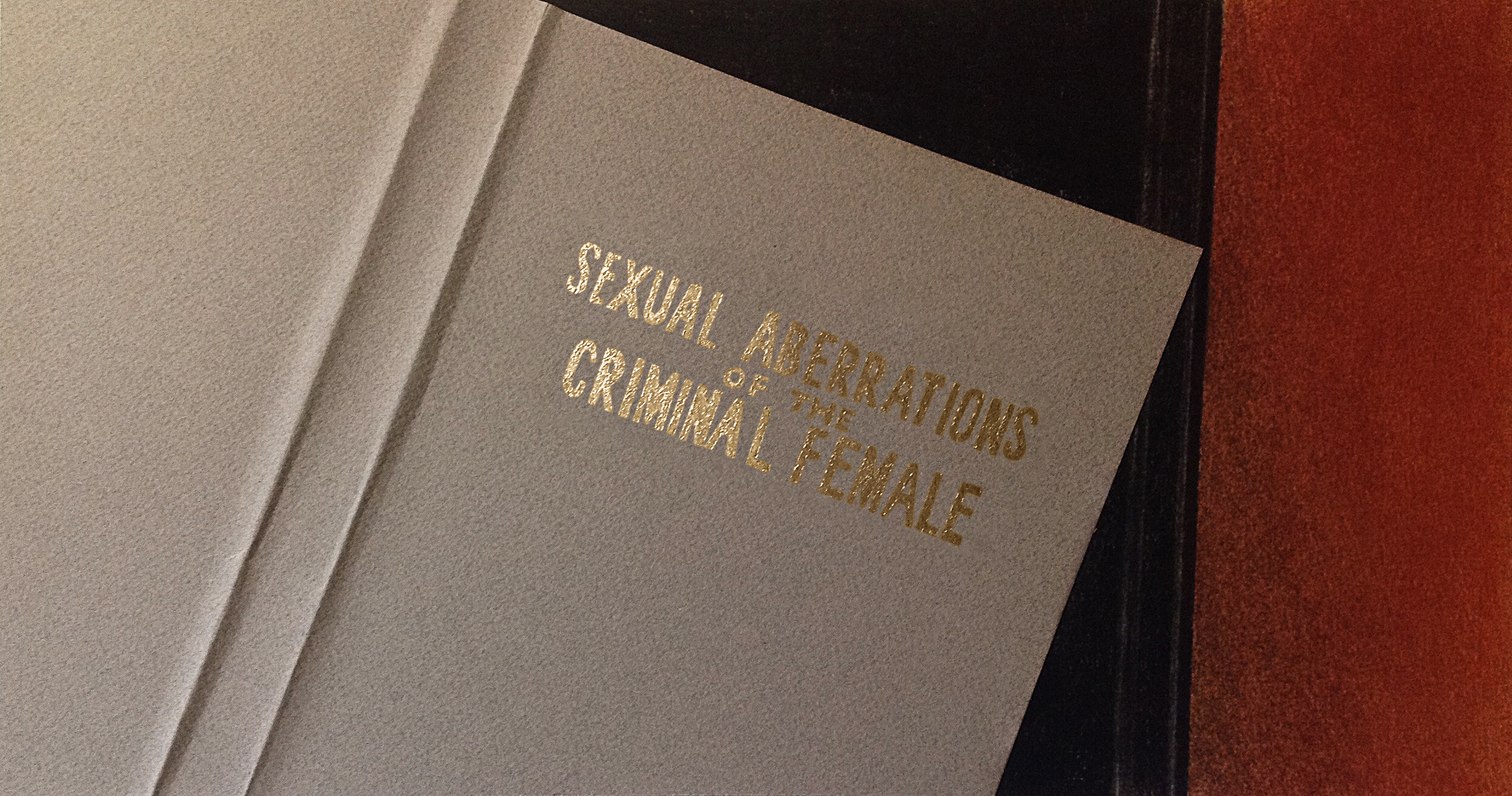 Sexual Aberrations of the Criminal Female (2016)
