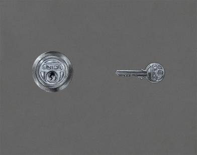 #32bNotorious (2013) Dibujo, lápiz y pastel sobre papel. Medidas 28 x 35,5 cm